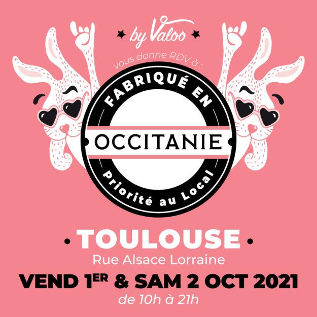 Village « Fabriqué en Occitanie » à Toulouse !